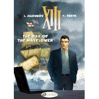 XIII - tome 19 The Day of the Mayflower