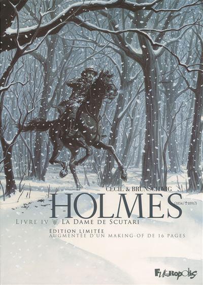 Holmes, IV (Tome 4-La Dame de Scutari)