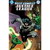 Les Green Lantern arrivent à Gotham !