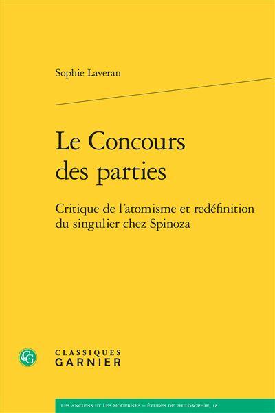 Le Concours des parties