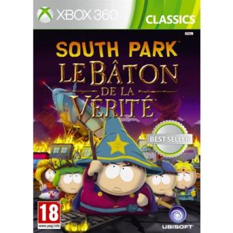 South Park The Stick of Truth Classics Xbox 360