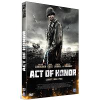 Act of honor DVD