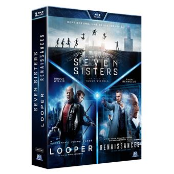 Coffret Science-Fiction 3 films Blu-ray