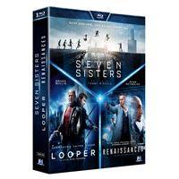 Coffret Science-Fiction 3 films Blu-ray
