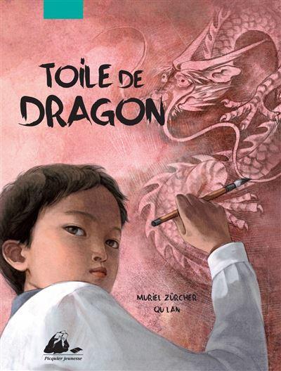 TOILE DE DRAGON édition brochée