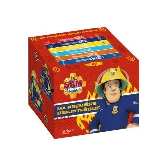 Sam le pompier coffret avec 6 histoires sam le pompier - Sam le pompier noel ...