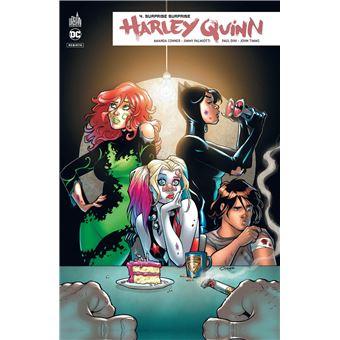 Harley QuinnRebirth
