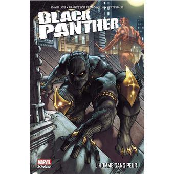 La Panthère NoireBlack Panther T01 : l'homme sans peur