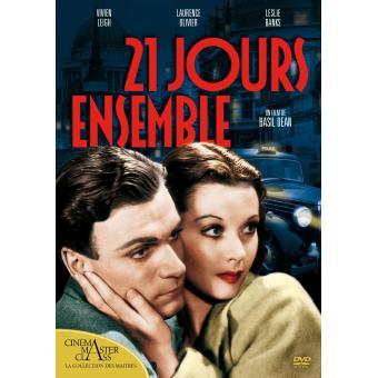 Vingt-et-un jours ensemble DVD