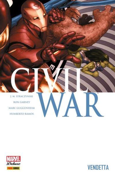 Civil War T02 - Vendetta - 9782809461503 - 19,99 €