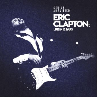 ERIC CLAPTON:LIFE IN 12 BARS/4LP