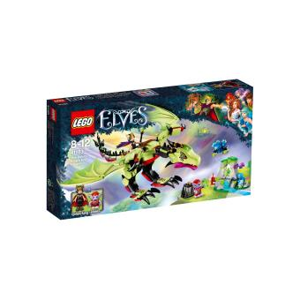 LEGO ELVES 41183 - DE WREDE DRAAK
