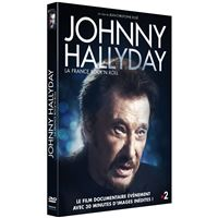 Johnny Hallyday La France Rock'n Roll DVD