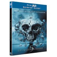 Destination Finale 5 - Combo Blu-Ray 3D Active