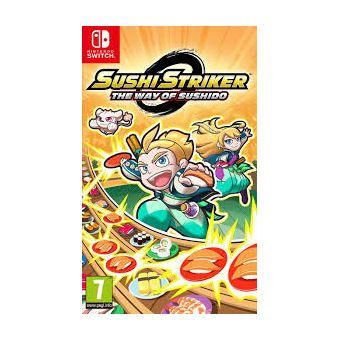 Sushi Striker The Way of Sushido Nintendo Switch