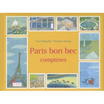 Paris bon bec - comptines