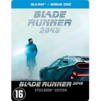 BLADE RUNNER 2049-BIL-BLURAY TEASER STEELBOOK