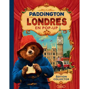 L'ours PaddingtonLondres en pop-up