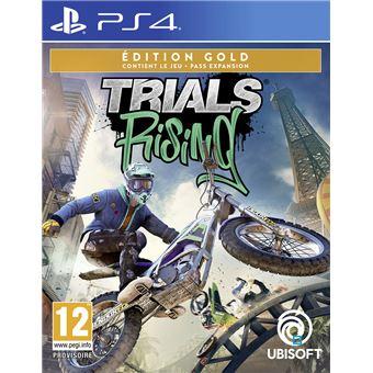 Trials Rising : édition Gold, inclut le jeu - Pass Expansion
