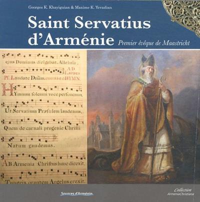Saint Servatius d'Arménie