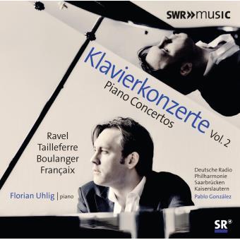 Concertos pour piano franéais Volume 2
