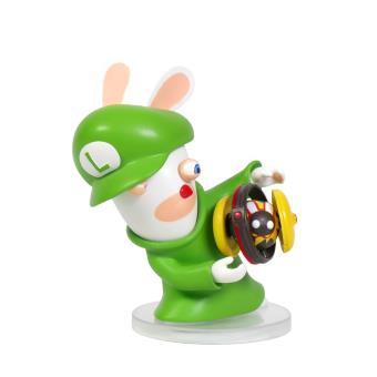 Mario & Rabbids Kingdom Batlle - Luigi 3-INCH Figurine