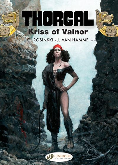 Thorgal - volume 20 Kriss of Valnor