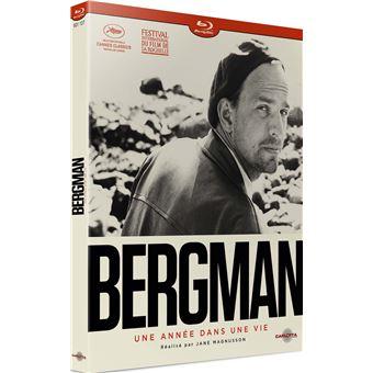 Bergman, une année dans une vie Blu-ray