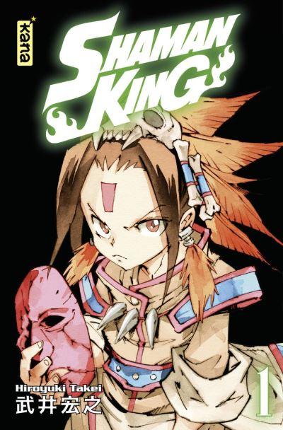 Shaman King Star Edition - Tome 1 - 9782505087120 - 6,99 €