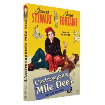L'extravagante Mlle Dee DVD