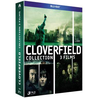 CloverfieldCoffret Cloverfield L'intégrale Blu-ray