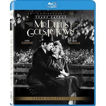 Niversary edition/mr deeds goes to town 80th an