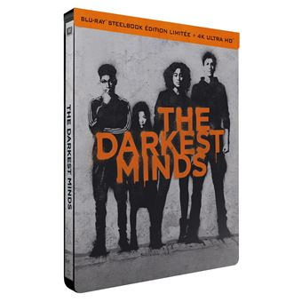 Darkest Minds : Rébellion Steelbook Edition Limitée Blu-ray 4K Ultra HD