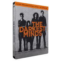 Darkest Minds : Rébellion Steelbook Edition Limitée Blu-ray 4K Ultra HD