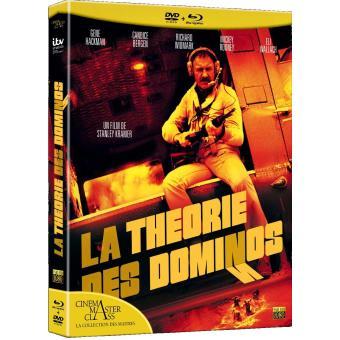 La théorie des dominos Combo Blu-ray + DVD