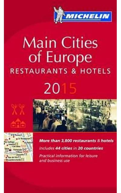 GUIDE ROUGE MAIN CITIES OF EUROPE 2015