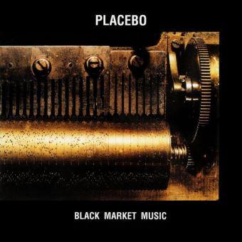 BLACK MARKET MUSIC (REISSUE)/LP
