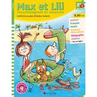 Mon cahier de vacances Max et Lili 3eme Harmos