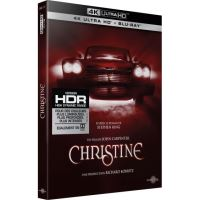 Christine Blu-ray 4K Ultra HD