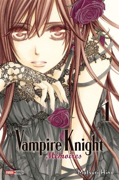 Vampire Knight - Tome 01 : Vampire Knight mémoires
