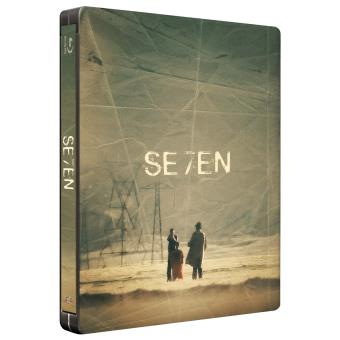SEVEN-FR- BLURAY STEELBOOK