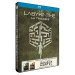 Le Labyrinthe La Trilogie Edition Limitée Steelbook Blu-Ray