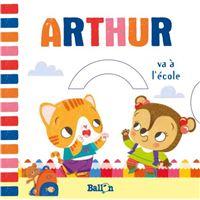 Arthur va à l'école