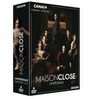Maison close - Coffret intégral des Saisons 1 et 2 DVD