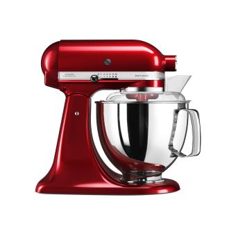 KitchenAid Artisan 5KSM175PSECA Keukenmachine - Appelrood
