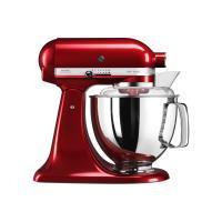 Robot de Cuisine KitchenAid Artisan 5KSM175PSECA Pomme Rouge
