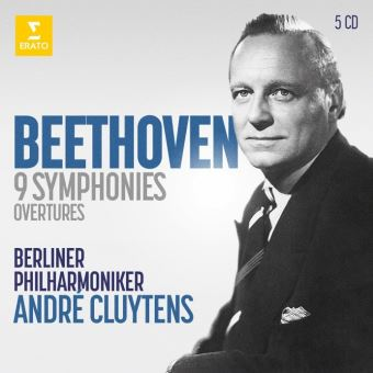 Beethoven: The 9 Symphonies, Overtures - 5CD
