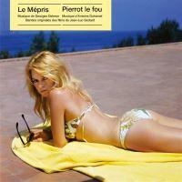 LE MEPRIS/PIERROT LE FOU/LP