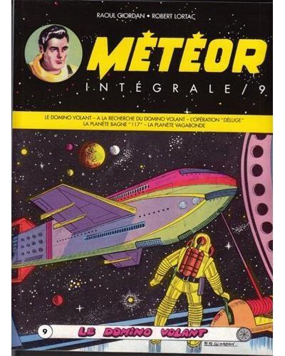 Météor - Intégrale T9 Tome 9 : Météors