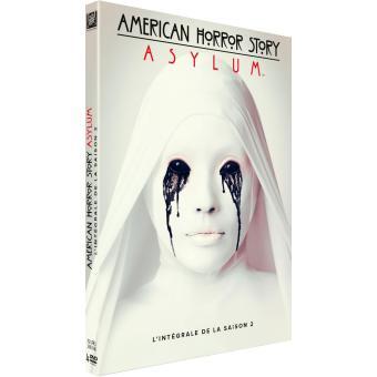 American Horror StoryAmerican Horror Story Asylum Saison 2 DVD